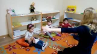Элементы занятия английского языка ч.1 гр.Почемучки 03.02.2017