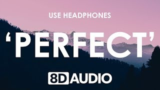 Ed Sheeran - Perfect (8D AUDIO) 🎧