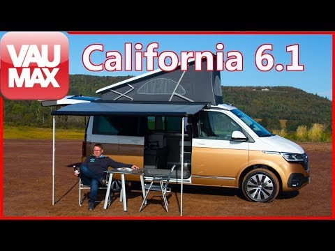 Ausprobiert! VW California 6.1 – Zwei Nächte im Cali - Wie gut ist der neue VW T6.1 Camper wirklich