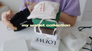 MY WALLET COLLECTION 반지갑 좋아하는 …