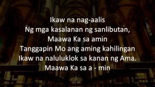 Luwalhati Sa Diyos (Ryan Cayabyab) Instrumental
