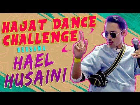 Hajat Dance Challenge bersama Hael Husaini