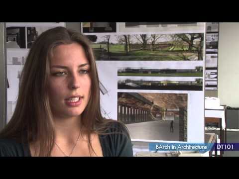 DT101 - BArch in Architecture at Dublin Institute of Technology (DIT)