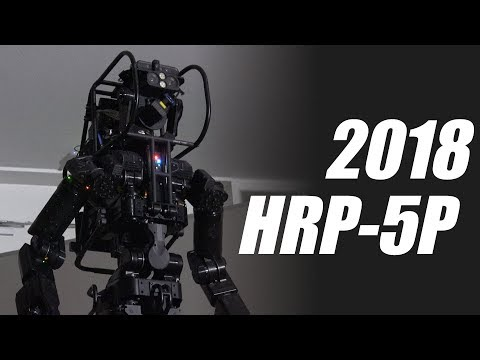 Video thumbnail of HRP-5P