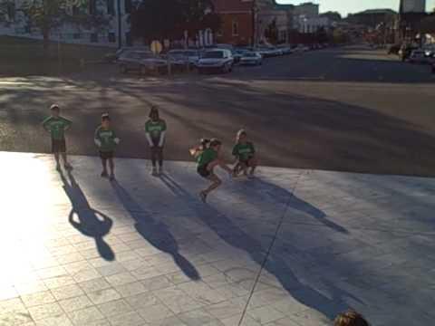 Leeds Elementary Jump Rope Team In Montgomery