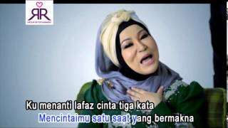 5:00 minit by Ramlah Ram feat Caprice (Karaoke Version) @ Official Music Video [MTV]