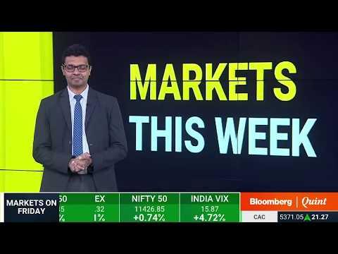 Market Wrap: Sensex, Nifty End Week At 2019 High