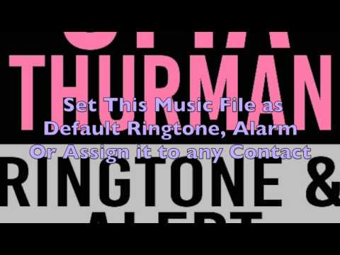 Fall Out Boy - Uma Thurman Ringtone and Alert