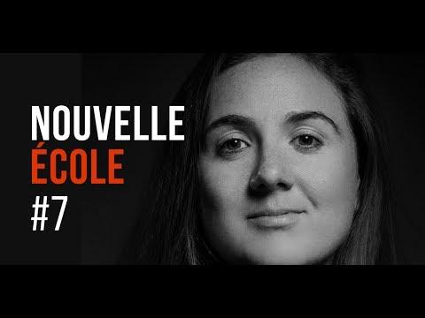 #7 - MARJOLAINE GRONDIN - RÉINVENTER LA FAÇON DONT ON OCCUPE NOTRE TEMPS