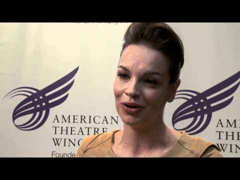 Tammy Blanchard  SpringboardNYC's Cues from Tony Nominees  2011