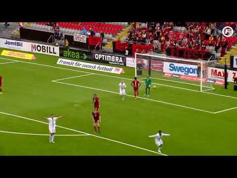 Enoch Adu Kofi Brilliantly Sets Up Goal In Sweden In AIK Win Over Ostersunds