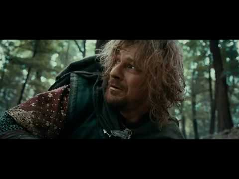 LOTR The Fellowship Of The Ring - The Ring Takes Boromir