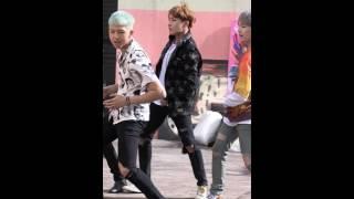 [BANGTAN BOMB] 'FIRE' MV Shooting- 'j-hope' Follow ver. - BTS (방탄소년단)