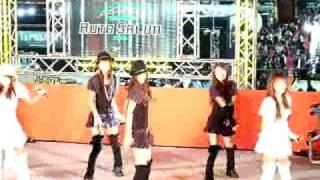 福岡オートサロン2008が開催されたときのA-Classのライブです.