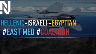 Gambar cover The Power of East. Med Nations Coalition - In Numbers