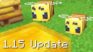 40 Updates NEW in Minecraft 1.15