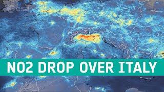 Pollution : l'air plus pur en Europe, pur cause de coronavirus