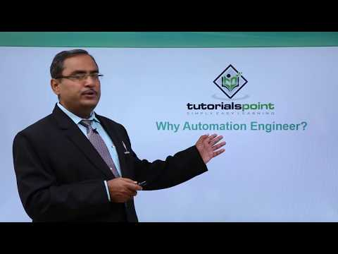 Why Automation Engineer?