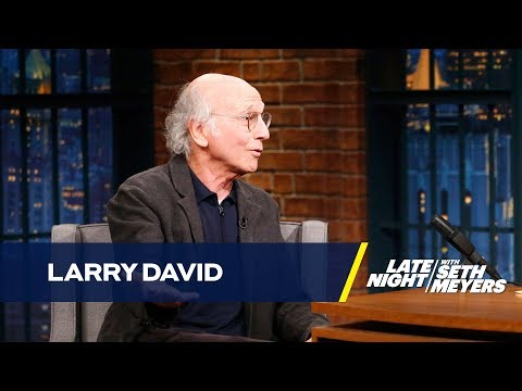 Larry David Can Tell  Are Disappointed When They Meet Him