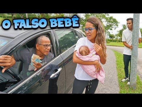 VOCÊ DECIDE - O FALSO BEBÊ! (PARTE 1) - KIDS FUN
