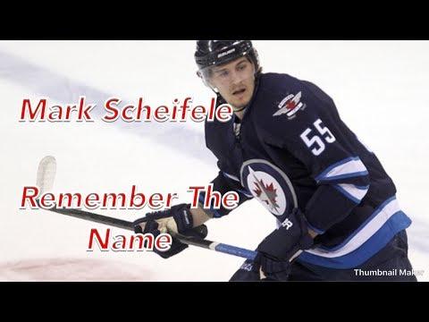 "Mark Scheifele MixTape ""Remember The Name"""