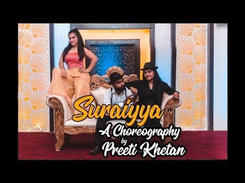 Dance Fun | Suraiyya Song - Thugs Of Hindostan | Dance Cover | Aamir, Katrina | Nakash Aziz