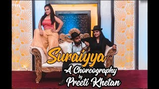 Dance Fun | Suraiyya Song - Thugs Of Hindostan | Dance Cover | Aamir, Katrina | Nakash Aziz
