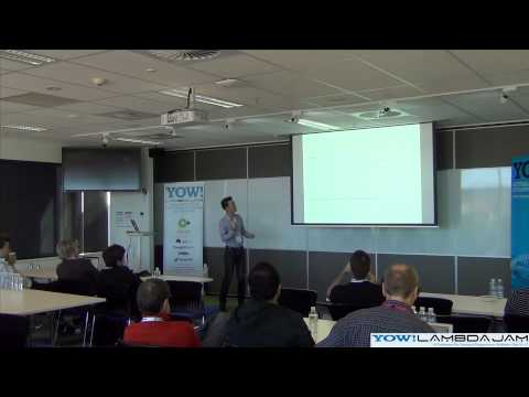YOW! Lambda Jam 2013 - Trevor McDonell - Accelerating Haskell Array Codes with Multicore GPUs