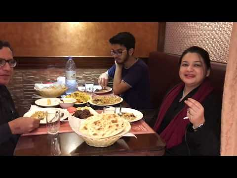 A Visit To Bundoo Khan Restaurant/khober