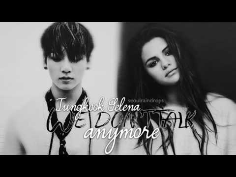 Jimin & jk – we don't talk anymore (charlie puth cover) музыка.