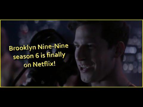Download Brooklyn Nine-Nine season 6 is finally on Netflix!