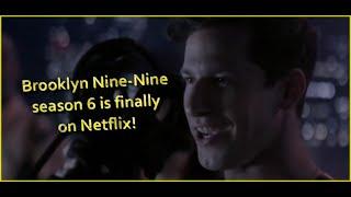 Brooklyn Nine-Nine season 6 is finally on Netflix!