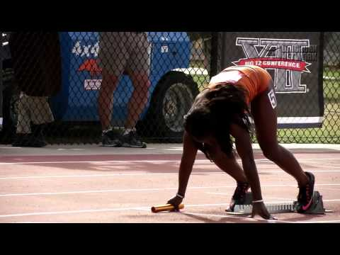 Track and Field athletes follow Tonja Buford-Bailey to Texas [June 17, 2015]