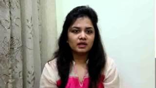 O PALAN HARE singing songs in reverse lyrics wordings Anshu Jain Indore, MP, India