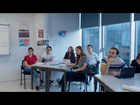 MEF Üniversitesi - Tanıtım Filmi 2018