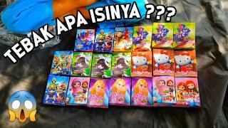 20 Kotak Surprise Berisi Mainan Anak Lucu & Unik 💖 Open The Surprise Box Berhadiah Mainan Murah