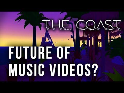 🎵 The Coast: More VR Music Videos PLZ (New Oculus Go App) [August 2018]