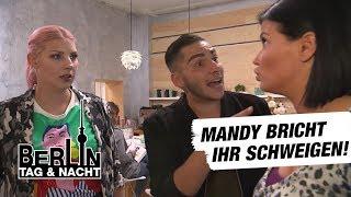 Berlin - Tag & Nacht - Mandy bricht ihr Schweigen! #1539 - RTL II