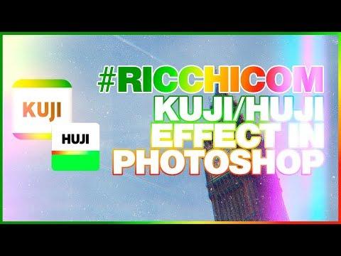 RICCHICOM: KUJI/HUJI PHOTOSHOP