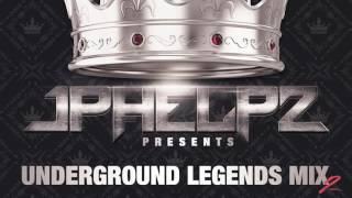 jphelpz underground legends mix 2