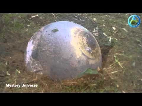 Unidentified space balls that landed in Vietnam investigated