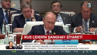 Putin mantı yaptı