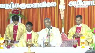 Holy Mass & Inauguration of Retreat Centre  @ House of Compassion, Erumaiyur, TN, India, 19 11 16