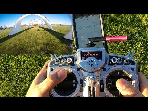 Realtime Proof Raw - FPV FREESTYLE-DRONE RACING-LRC RACER