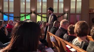 The Birth of Jesus from the Qur'an at Bedford United Church - Sayed Mohammed Baqir Al-Qazwini
