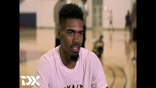 Jacob Evans 2018 Pre-Draft Workout and Interview