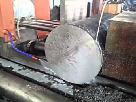1000mm heavy duty Semi automatic metal cutting band saw machine