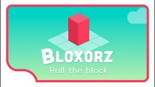 Bloxorz Roll The Block Gameplay Part 1
