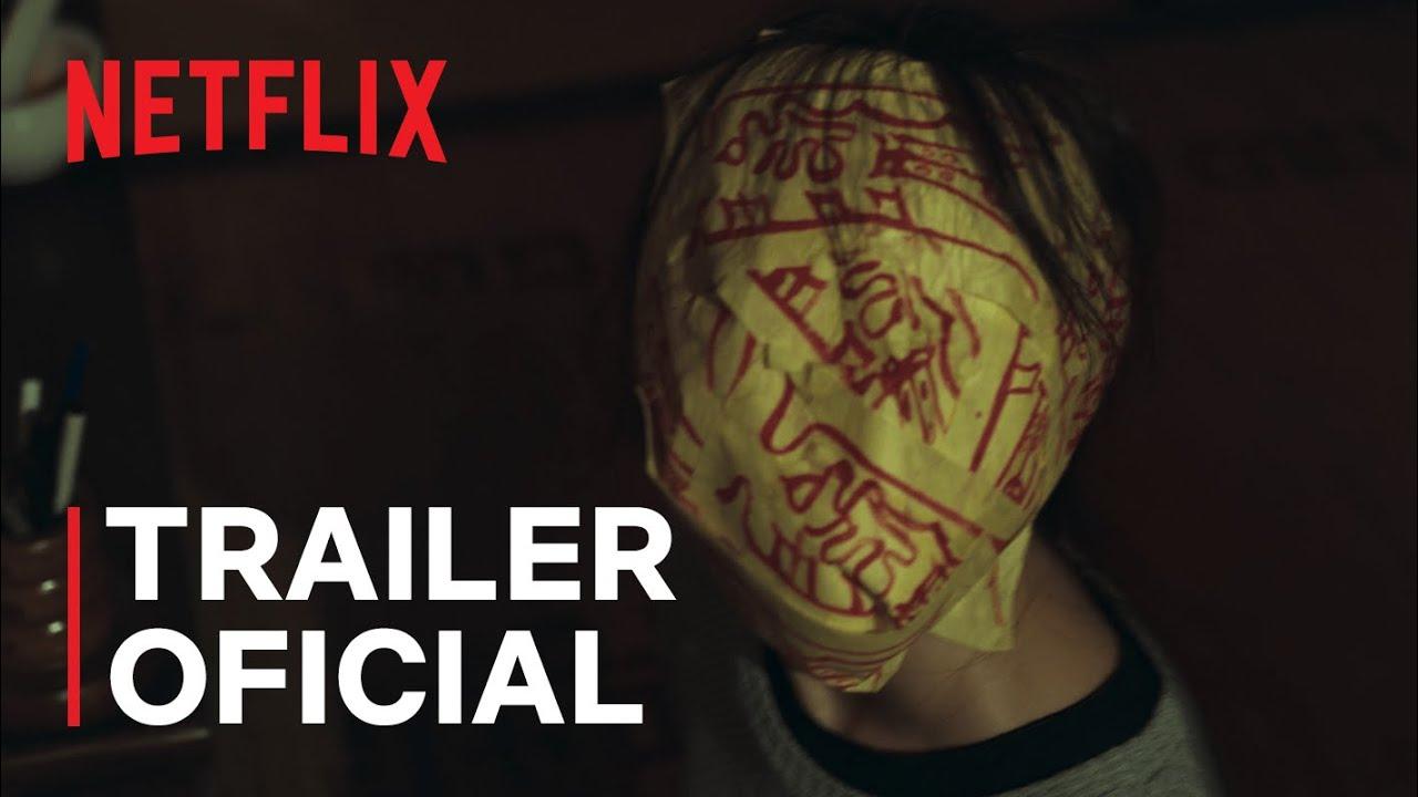 A Oitava Noite   Trailer oficial   Netflix