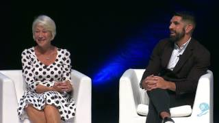 Why L'Oreal Loves Dame Helen Mirren | Adrien Koskas | Cannes Lions 2017